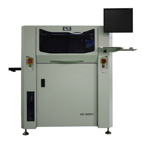 SMT Screen Printer - ESE US-2000X Fully Automatic