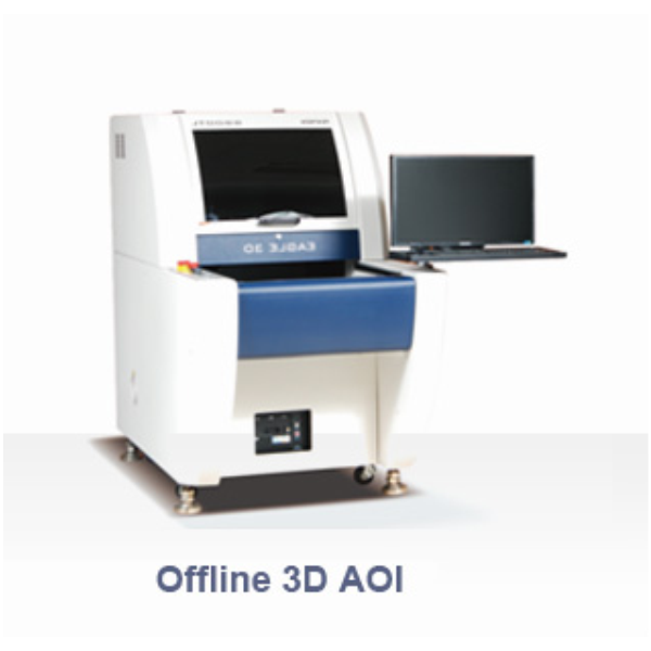 3d aoi, 3d inspection, 3d optical inspection machine from Pemtron