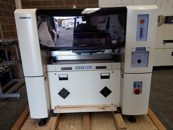 Used Pick and place machine - SAMSUNG CP45FV NEO used SMT Pick and Place Machine