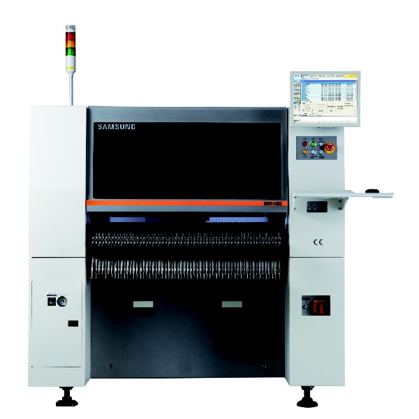 Pick & Place Machine - Hanwha SM482 PLUS Flexible Mounter