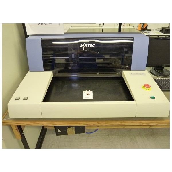 Used Desk-top AOI Machine - Mirtec MV-2BTL