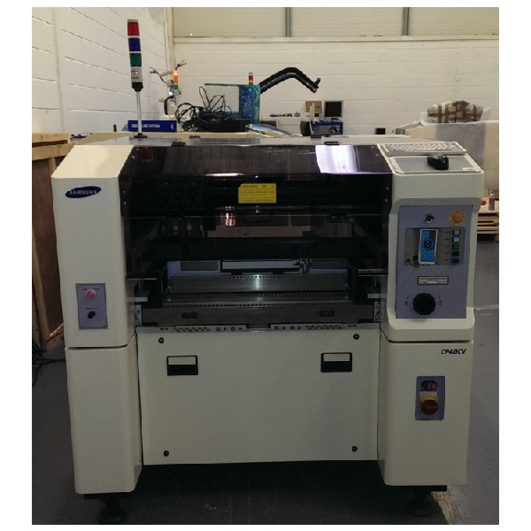 Used Pick and Place Machine - Samsung CP40CV Reconditioned