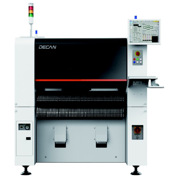 HANWHA TECHWIN SURFACE MOUNT MACHINES, STEADY SALES AND GROWTH IN THE UK