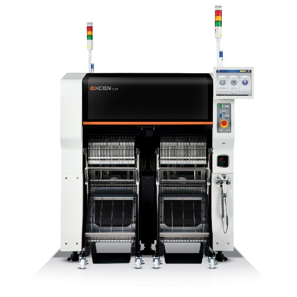 High speed smt pick and place machine