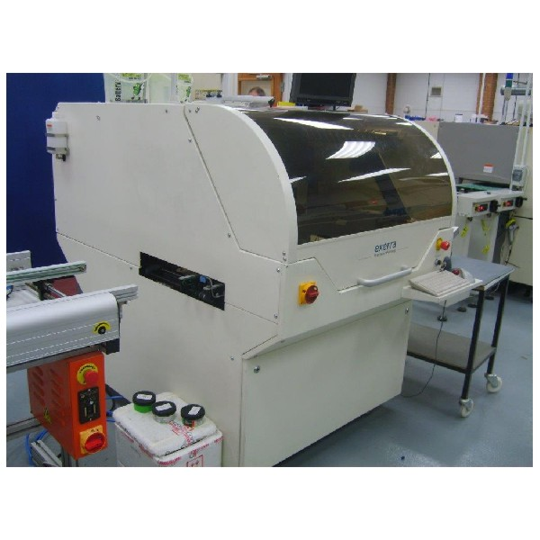 used smt screen printer, used smt stencil printer, second user screen printer