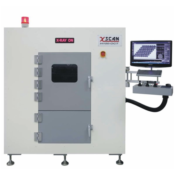Xavis H130-OCT 3D Xray Inspection Machine, ideal for most Electronic assembly inspection