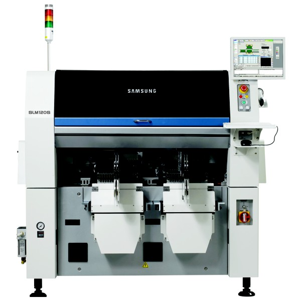 LED Pick & Place Machine - Samsung SLM120 Designed for fast LED Placement