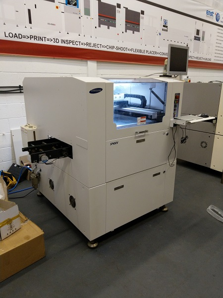 used screen printer